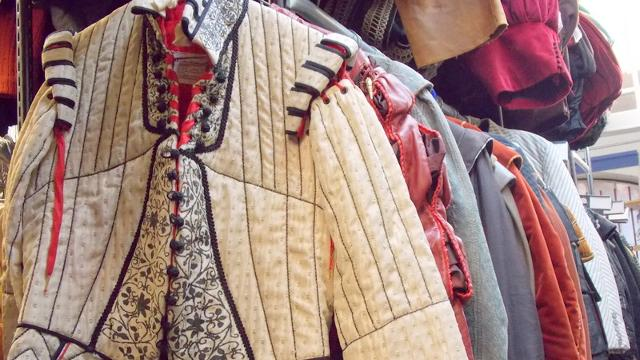 clothes theatrical costumes