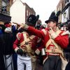 how to find likeminded friends in costume, napoleonic regency soldier