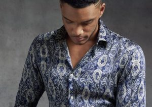 hawes and curtis limited edition luxury silk shirts gentleman