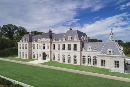 Versailles mansion palace long island