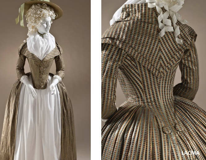 LACMA free historical sewing patterns