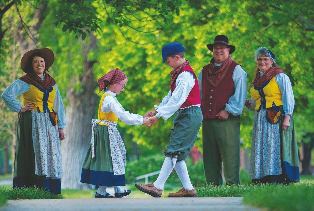 Lindsborg adopts official folk costume