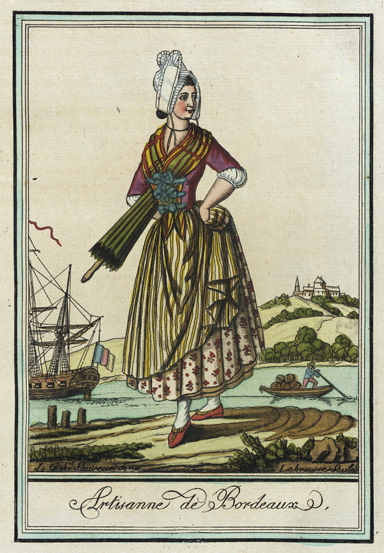 artisan of bordeaux, 1797