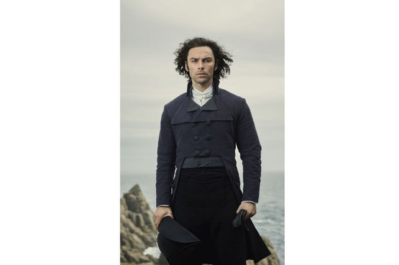 Poldark series 4 first look image reveals Aidan Turner's smart new costume