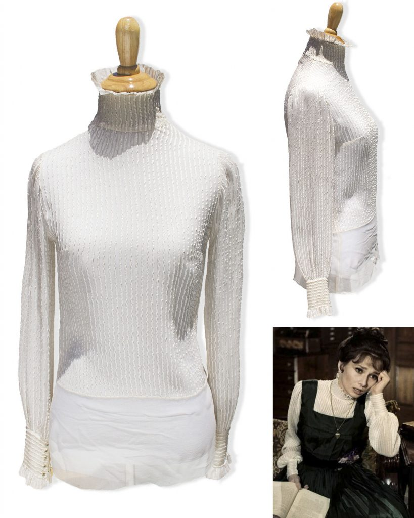 Audrey Hepburn's Blouse Selling for ,000