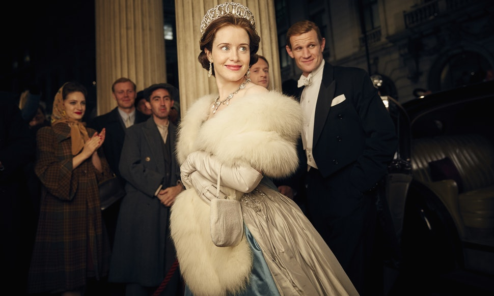 How The Crown's Jane Petrie Researches Period Fashion