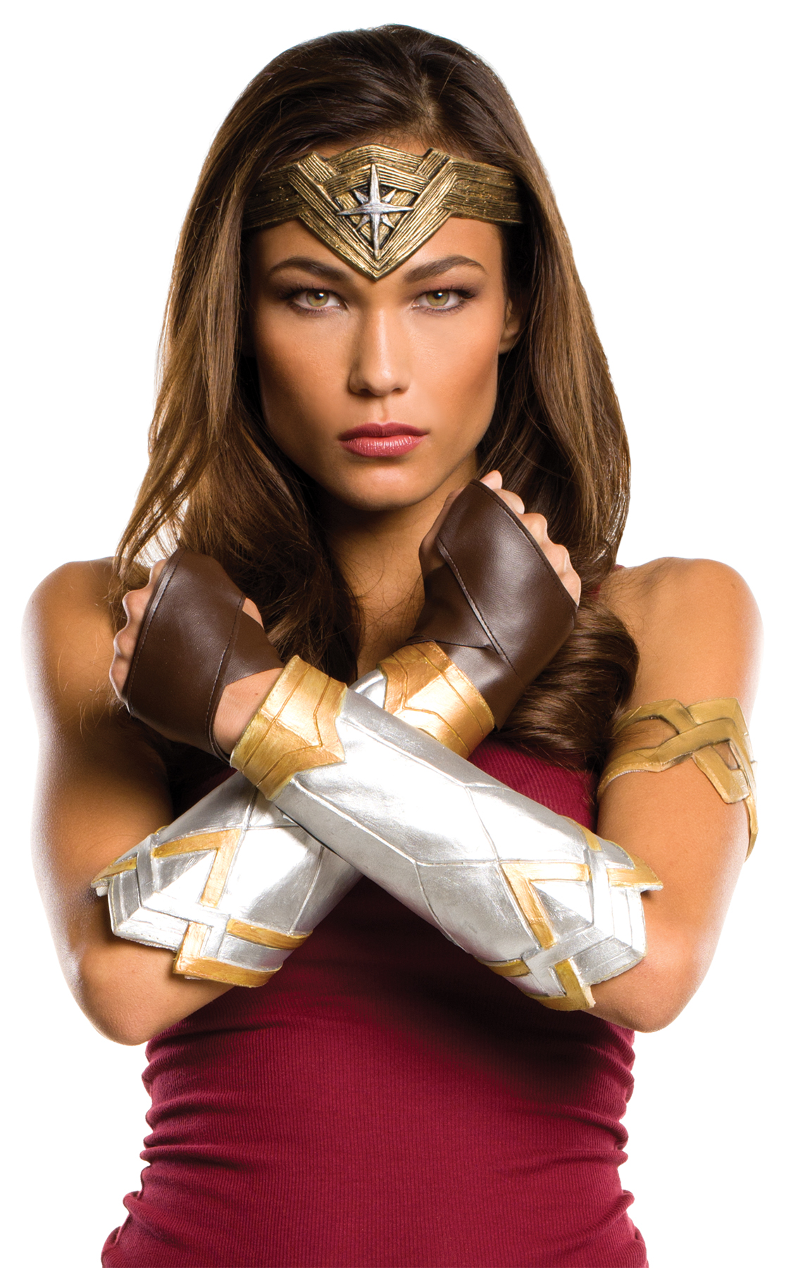 Wonder Woman Deluxe Set Costume