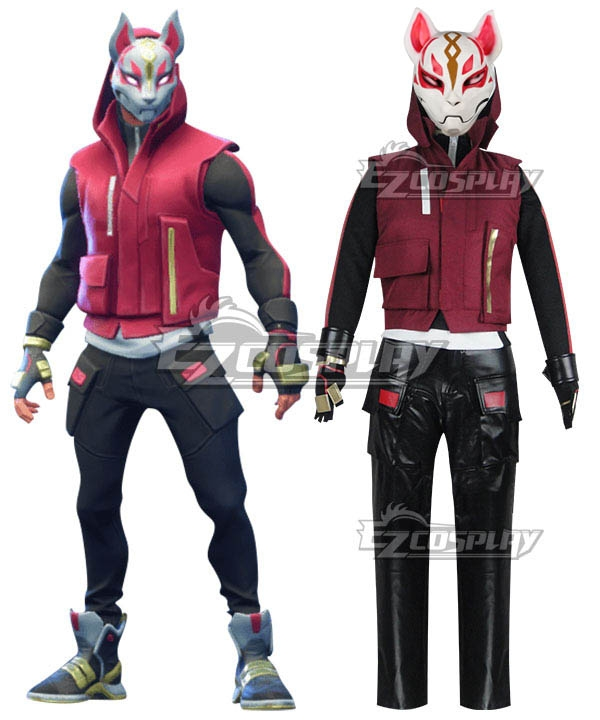 Fortnite Battle Royale Season 5 Drift Skins Tier 4 Cosplay ...