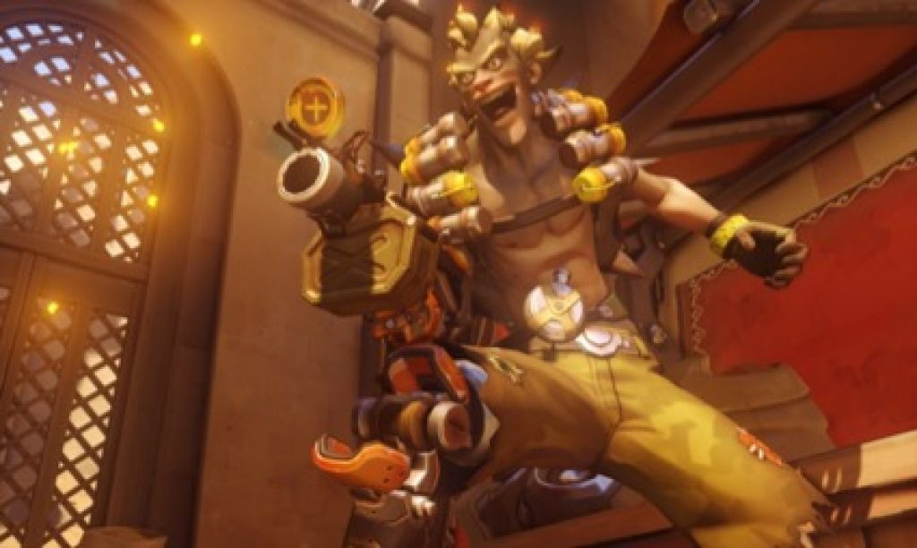 overwatch junkrat cosplay