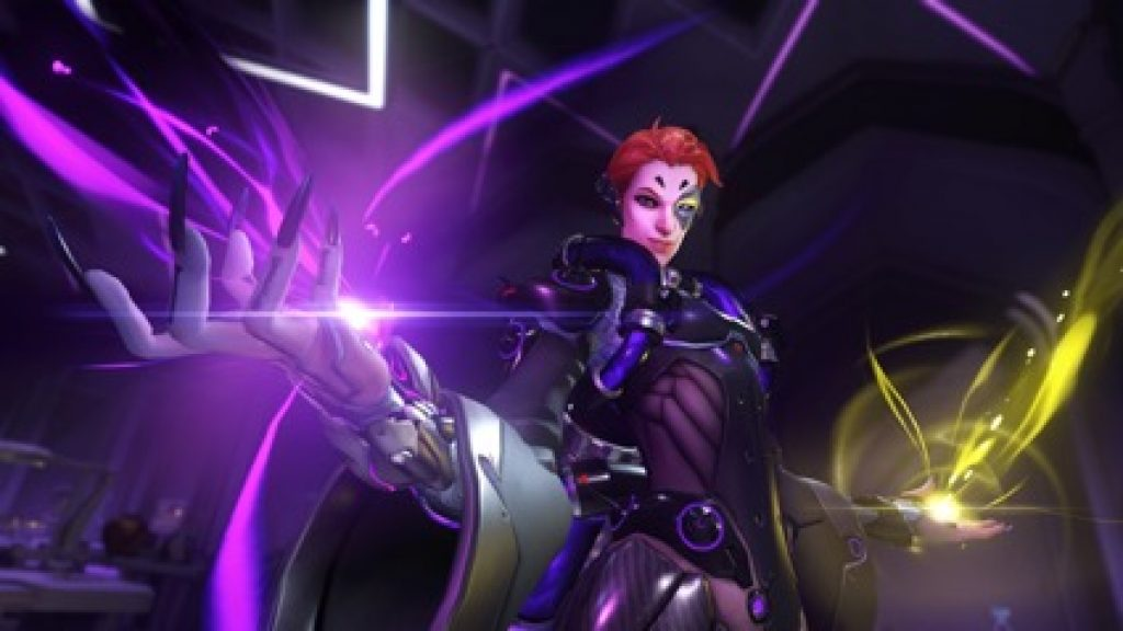 overwatch moira cosplay