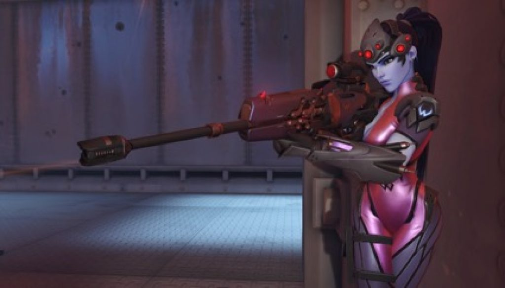 overwatch widowmaker cosplay