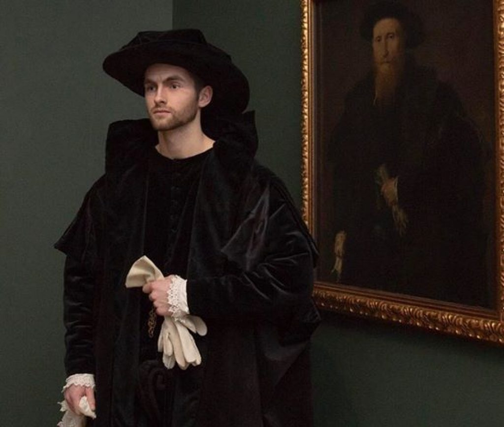 Renaissance Costumes Recreated in Epic National Gallery Collab