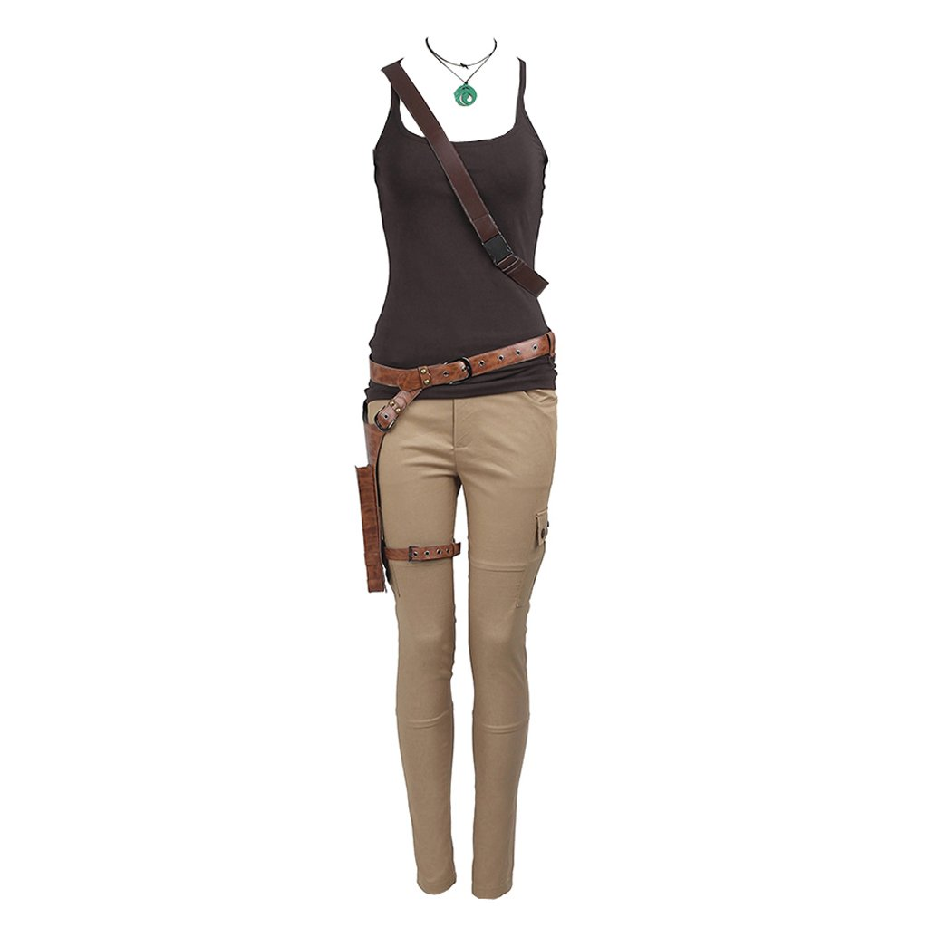 Top Lara Croft Cosplay Costumes