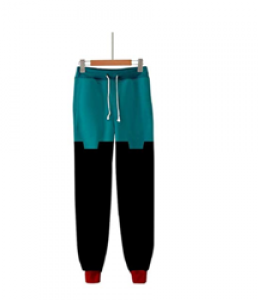 Izuku Froppy Tsuyu Asui Training Sweatpants