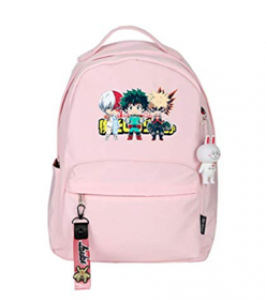 Anime My Hero Academia Cosplay Bookbag
