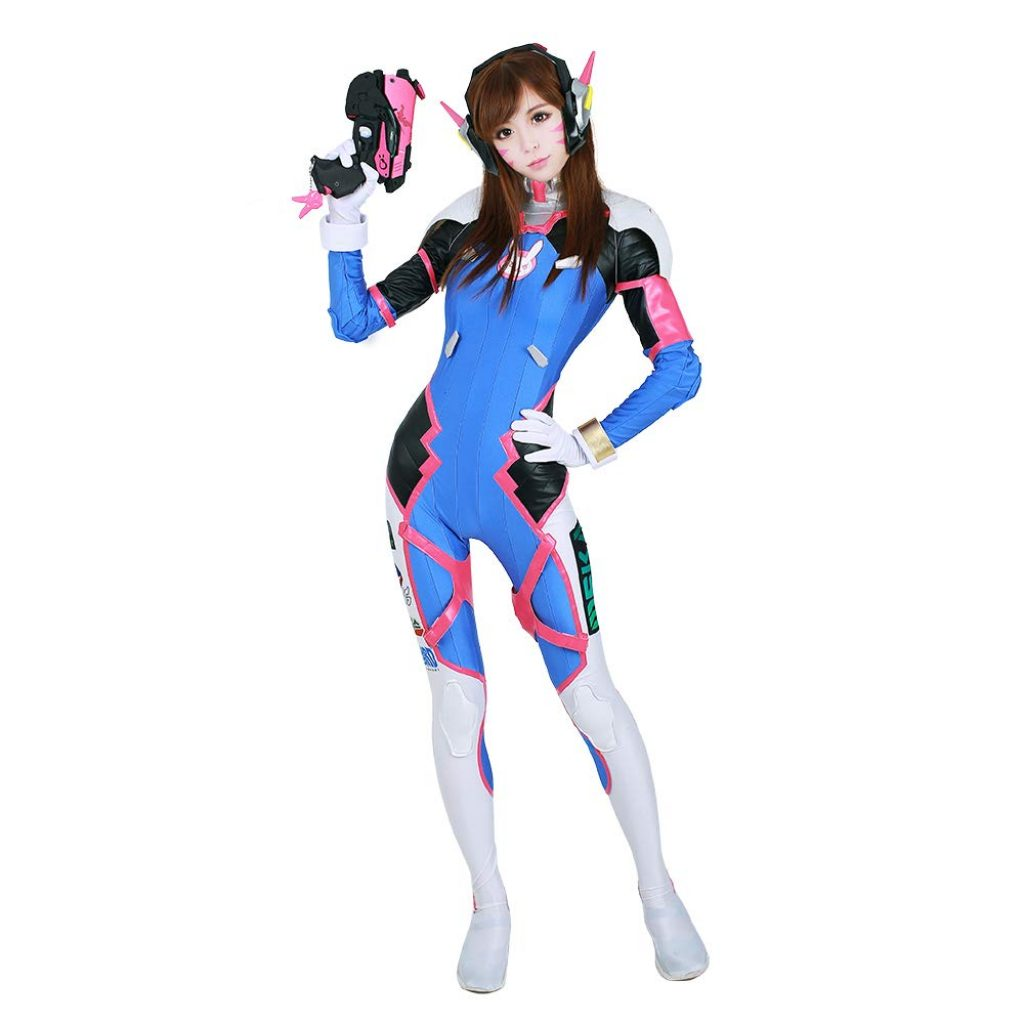 Level up your game with these D.VA cosplay ideas