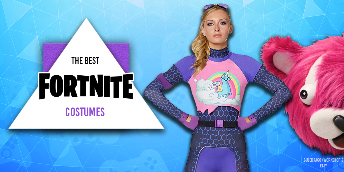 Fortnite Cosplay, Jump off the battle bus with the best Fortnite cosplay