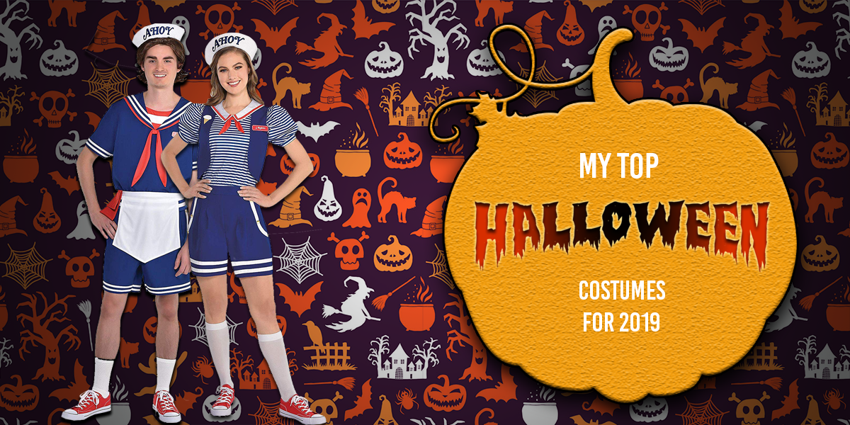 My top Halloween costumes for 2019