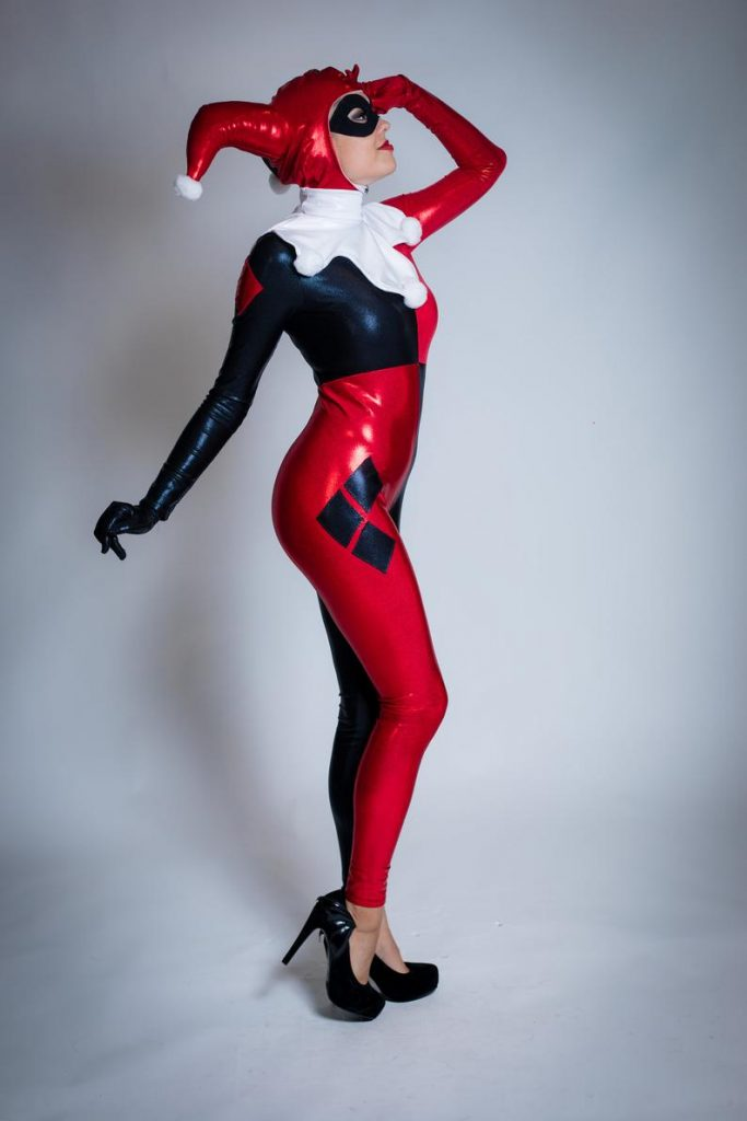 Harley quinn cosplay classic