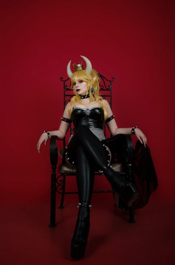 Bowsette cosplay, Beware, the Bowsette cosplay is here!