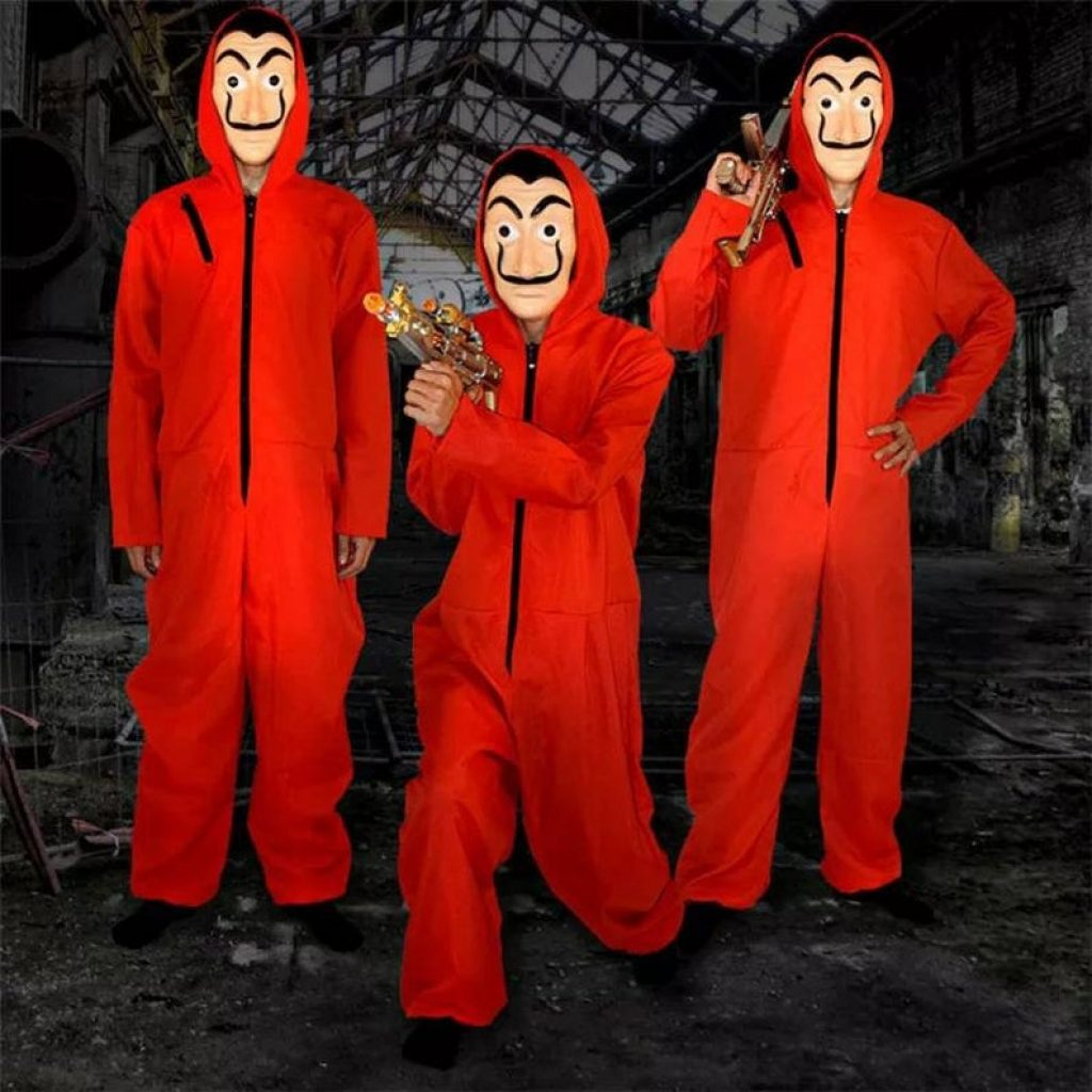 Top Money Heist Costumes