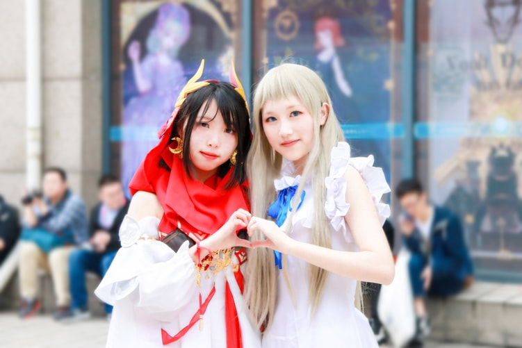 CosMania: My First Experience of a Cosplay Event