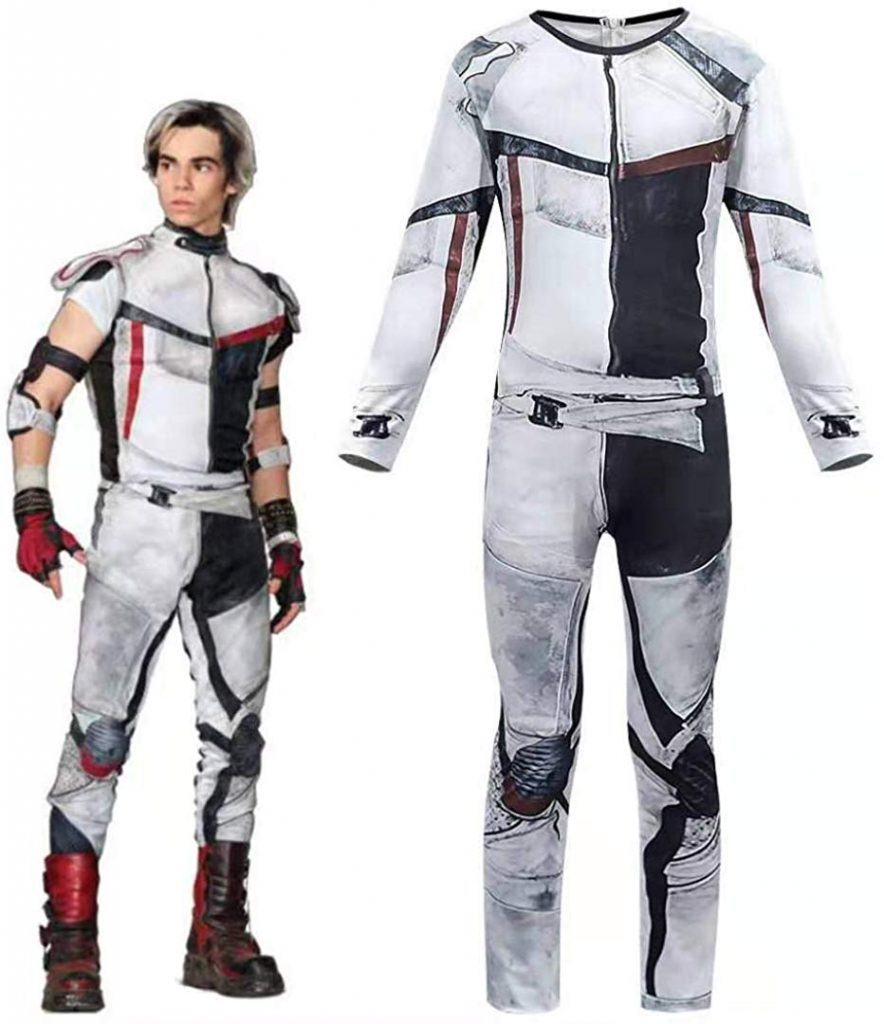 Carlos Jumpsuit Descendants 3 Costume