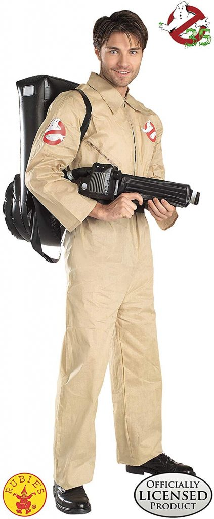 Ghostbusters last minute halloween costume