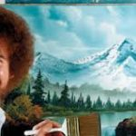 The Joy of the Bob Ross Costume