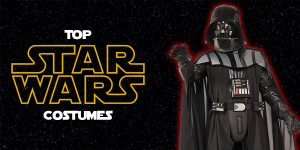 Top Star Wars costumes banner