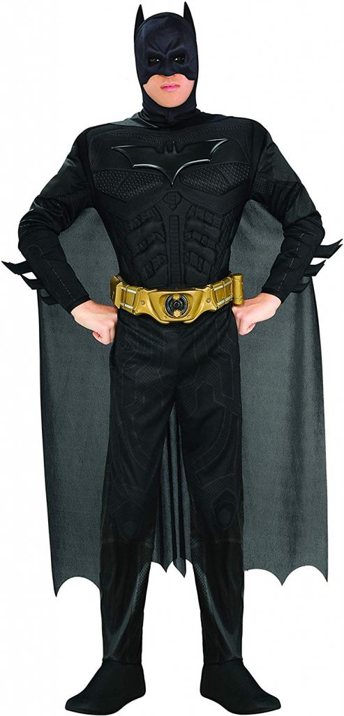 Batman Last minute halloween costume