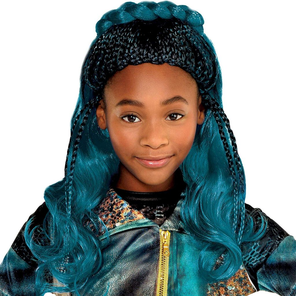 Uma Wig for Girls Descendants 3