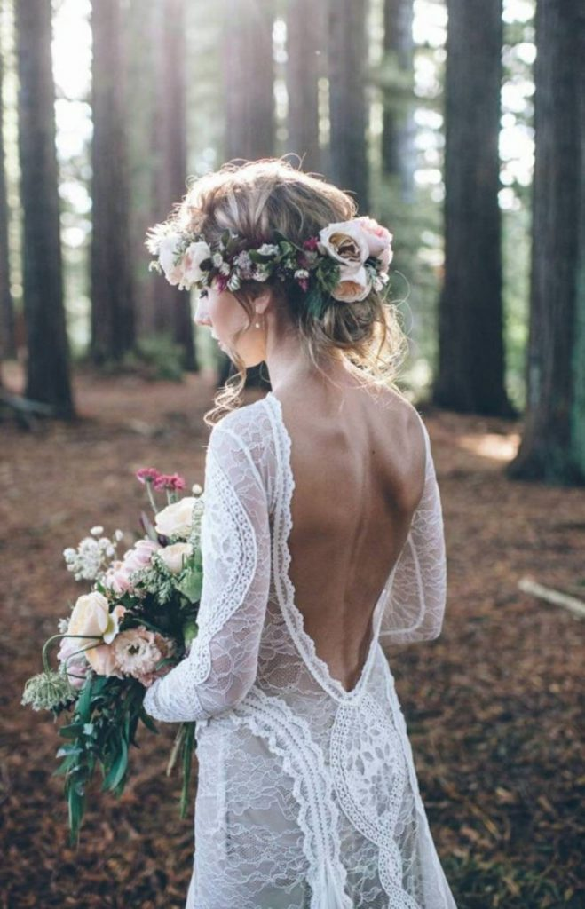 How To Find Perfect Vintage Lace Wedding Dresses