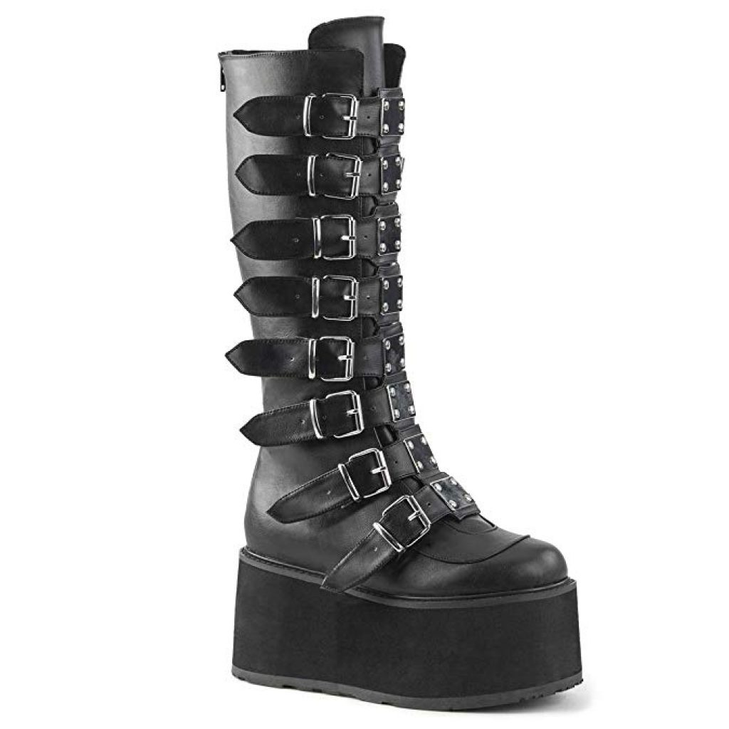 Top Goth Boots To Have You Spellbound
