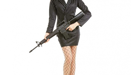 Hot Halloween Gangster Costumes