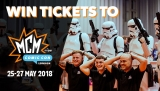 Win Free Tickets to ComicCon!