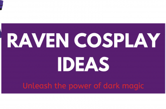 Everything you need to get that Raven cosplay ready