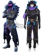 EZCosplay Fortnite Battle Royale Raven Cosplay Costume