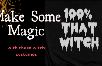 Make Some Magic with these Witch Costumes
