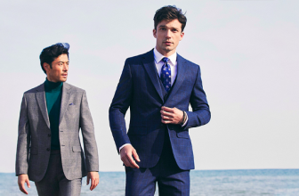 Sustainable Fashion: Moss Bros Releases Eco Suit