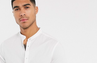 It's Time You Wore a Collarless Shirt in 2020. Here's Why.