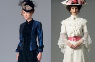The Best Victorian Dress Patterns July, 2020