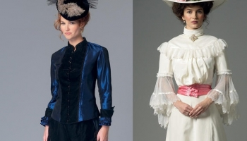 The Best Victorian Dress Patterns August, 2020