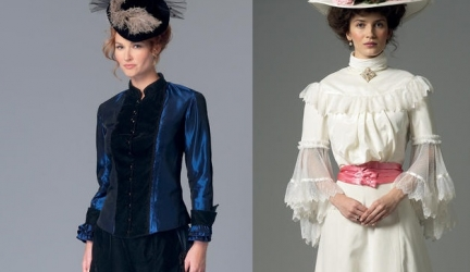 The Best Victorian Costume Sewing Patterns December, 2019