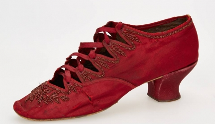 Clarks Archive of 25,000 Historic Shoes Digitised