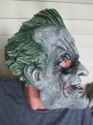 Adult Joker 3/4 Mask