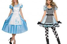 21 Awesome Alice in Wonderland Costume Dresses