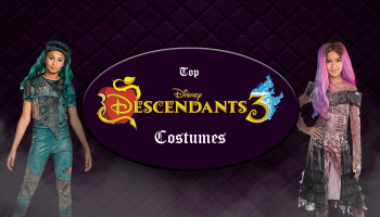 Top Descendants 3 Costumes To Make Or Buy  April, 2020