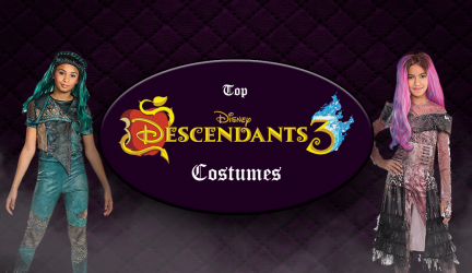 Top Descendants 3 Costumes To Make Or Buy  February, 2020