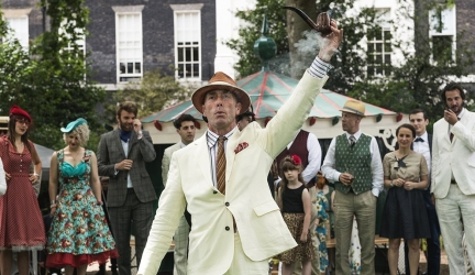 World-Record-Breaking Chap Olympiad This Saturday